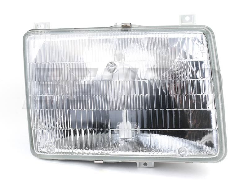 Mercedes benz headlight lens passenger side bosch for Mercedes benz headlight lens