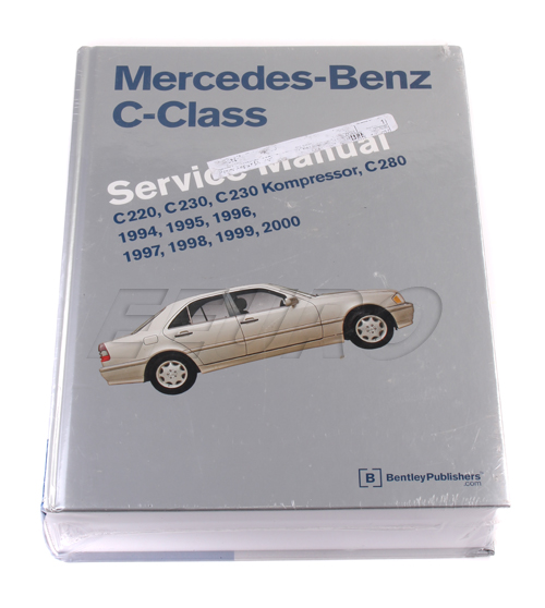 Superior Repair Manual (C Class) (W202) MBC0 Main Image