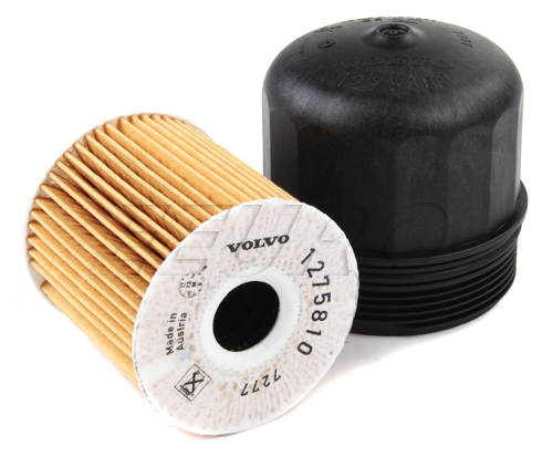 Engine Oil Filter (w/ Cover) 1275808 Main Image