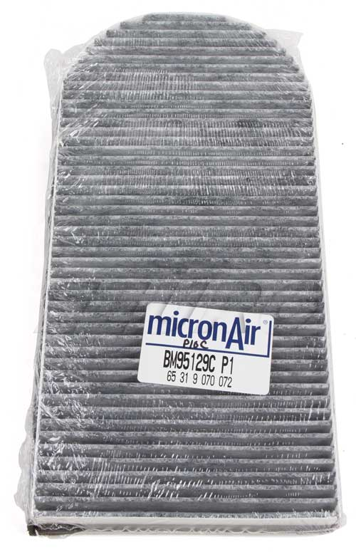Cabin Air Filter (Activated Charcoal) 64319070072 Main Image