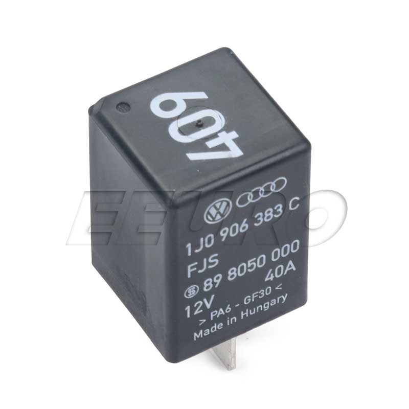 1j0906383c Genuine Vw Fuel Pump Relay 409 Fast Shipping Rheeuroparts: 2004 Vw Beetle Fuel Pump Relay Location At Gmaili.net