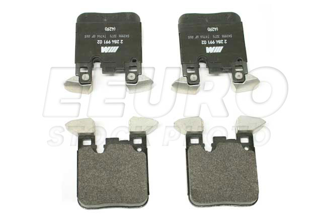 Disc Brake Pad Set - Rear 34212284989 Main Image