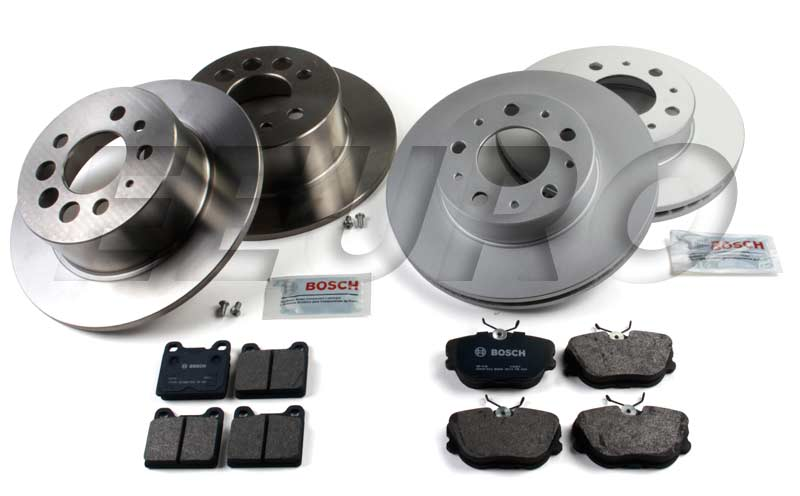 Disc Brake Kit (Complete) (740 745 760 780) 102K10028 Main Image