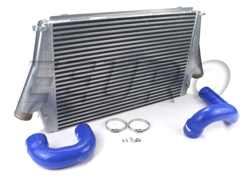 Performance Intercooler Kit (Auto Trans) (Silicone) (Blue) ICM110I4AB Main Image
