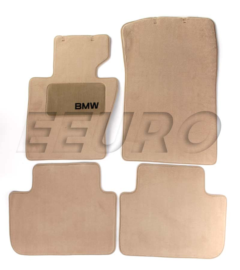 Floor Mat Set (Beige) 82110305004 Main Image