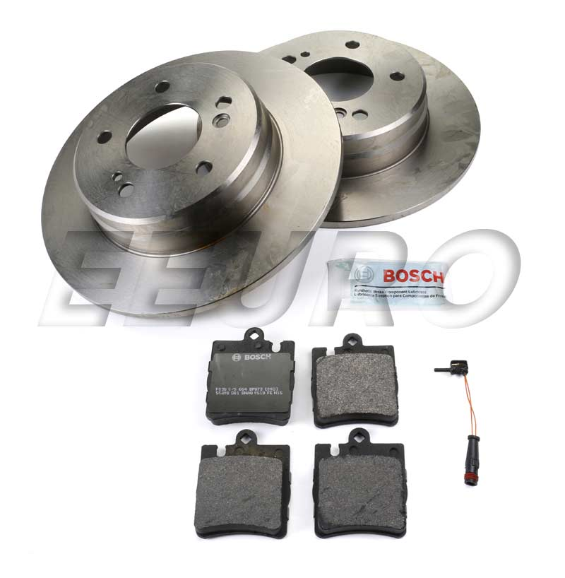 Disc Brake Kit - Rear (278mm) (W203) 103K10028 Main Image