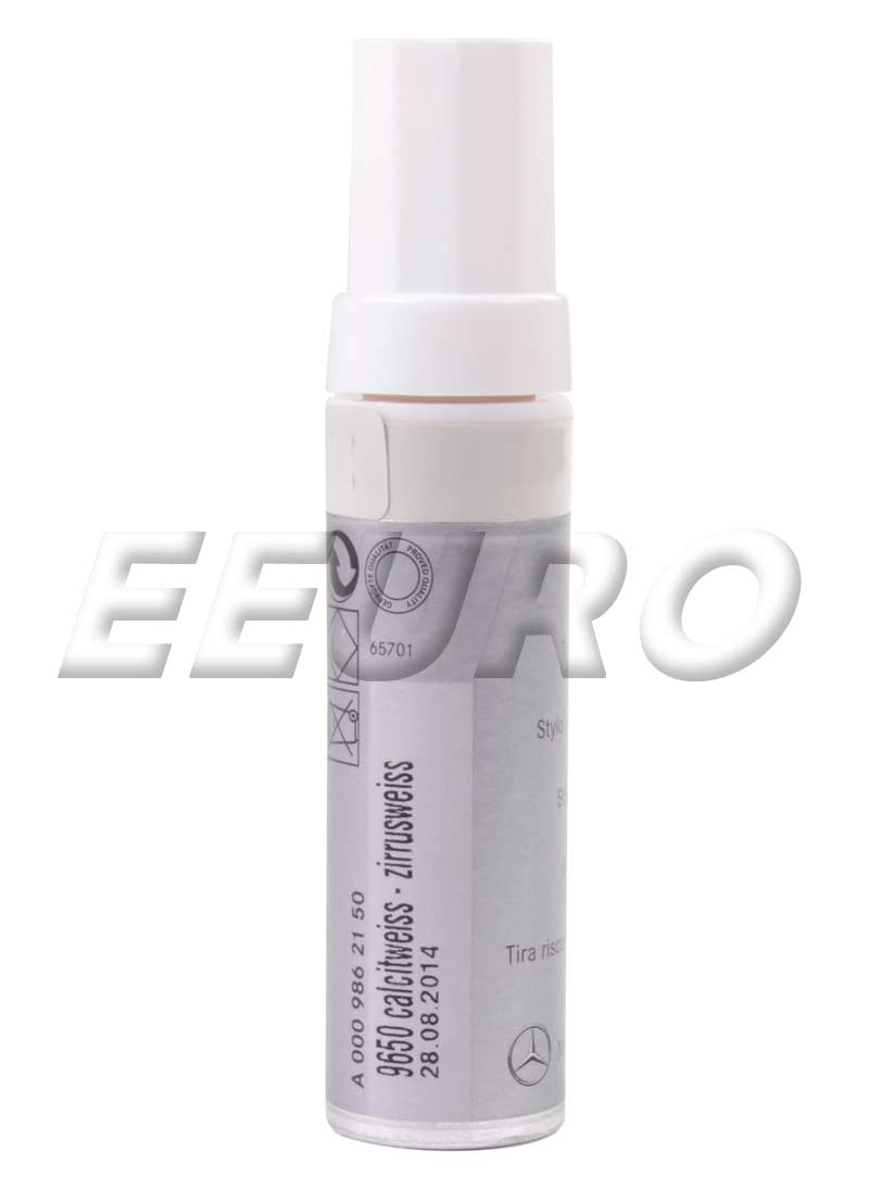 Genuine mercedes touch up paint code 650 00198621509650 for Mercedes benz touch up paint
