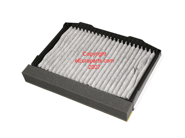 Cabin Air Filter (Activated Charcoal) C3726 Main Image