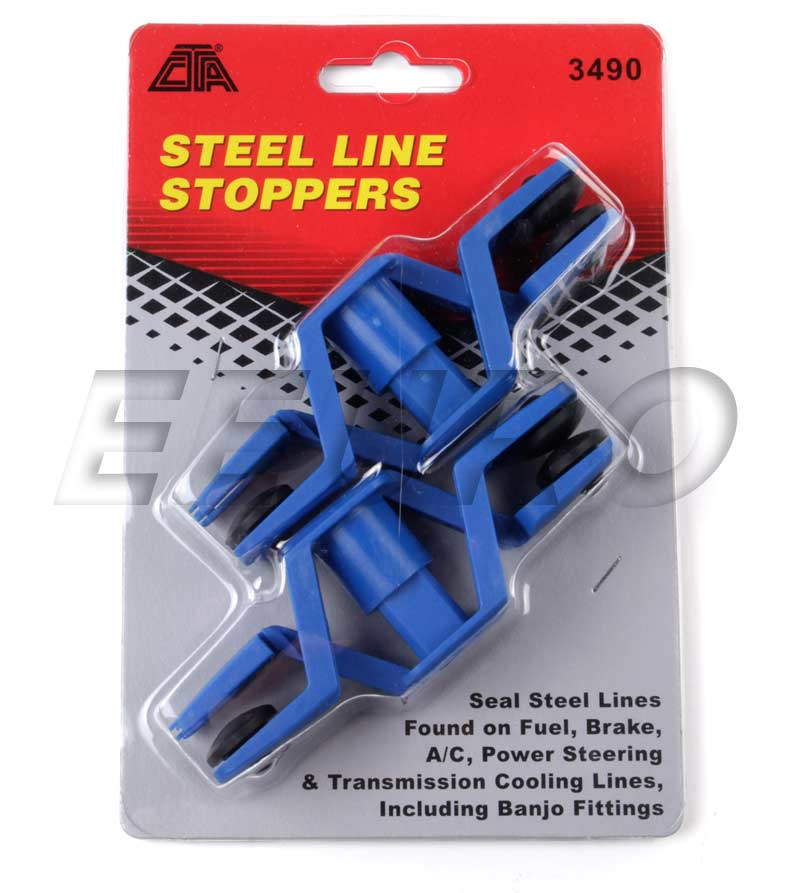 Steel Line Stoppers (2 Piece Set) 3490 Main Image