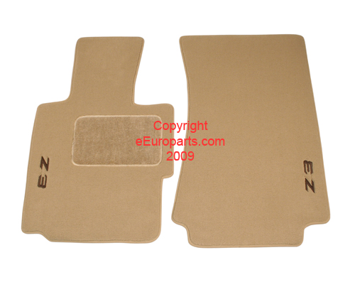 82111470157 Genuine Bmw Floor Mat Set Beige Free