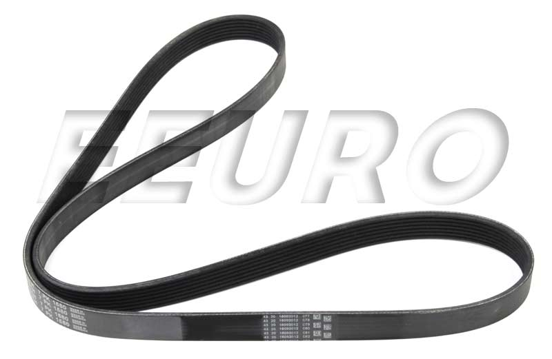 Accessory Drive Belt (7K 1580) - Continental 7K1580 BMW 11287636367
