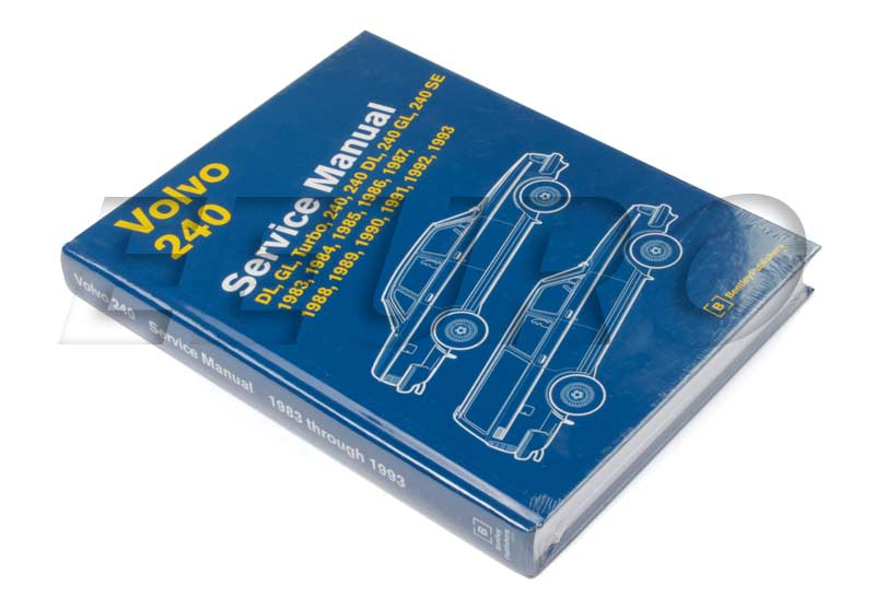 volvo shop manuals
