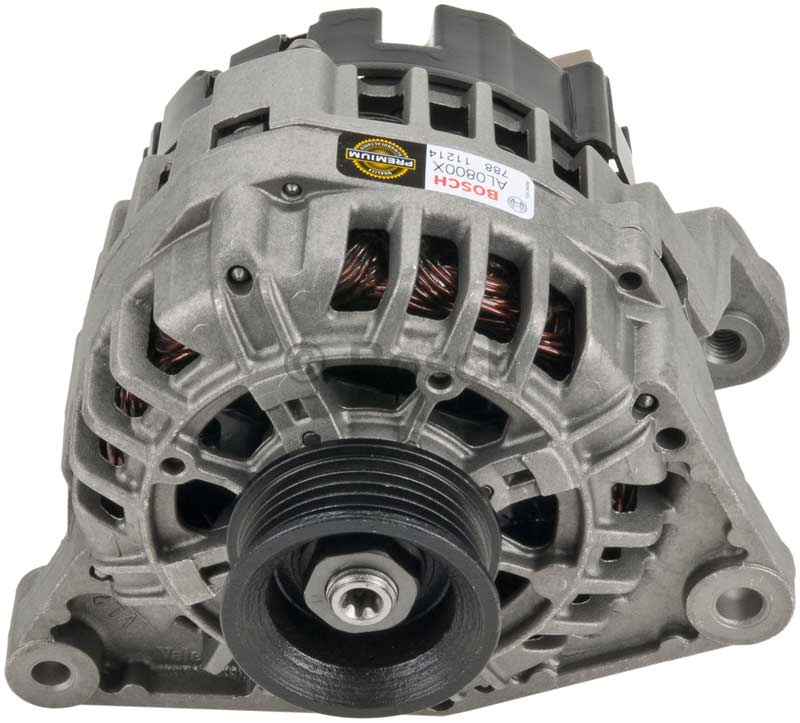 Alternator (90a) (Rebuilt) (Valeo) AL0800X Main Image