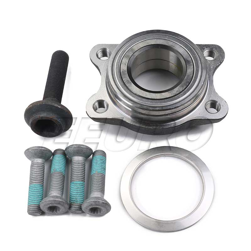Wheel Bearing Kit - Front - FAG 713610430 VW 8E0498625B 713610430