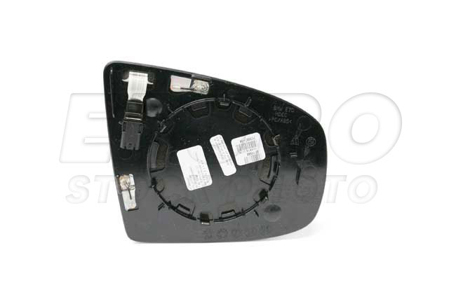 Side Mirror Glass - Driver Side (Auto Dip) 51167174987 Main Image