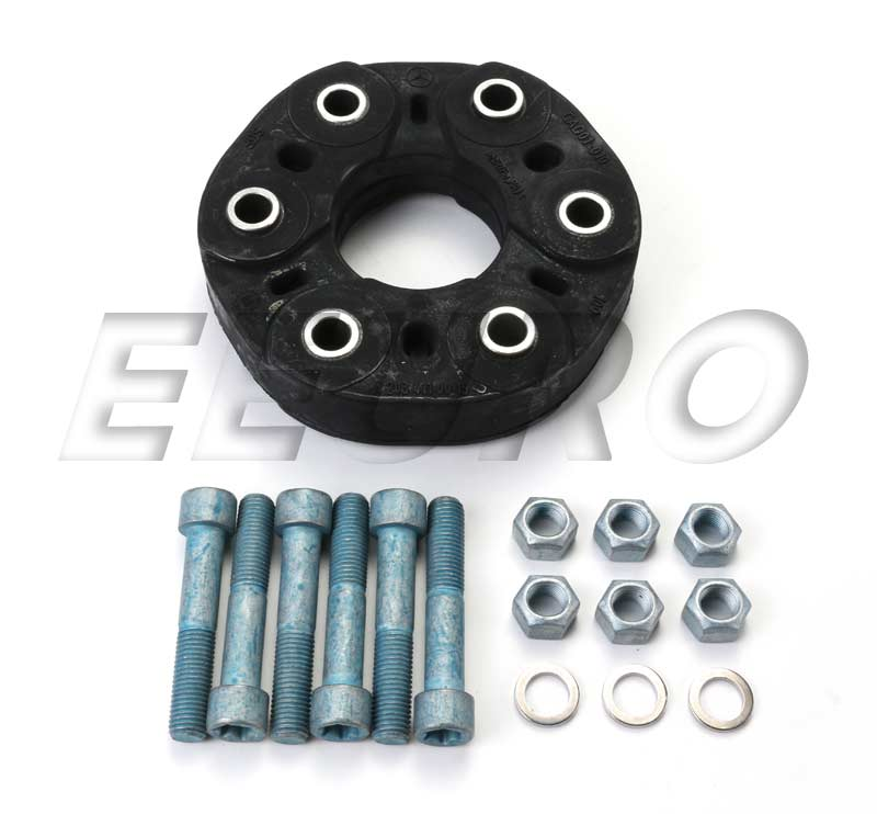 0004110200 genuine mercedes drive shaft flex disc kit for Flex disk mercedes benz