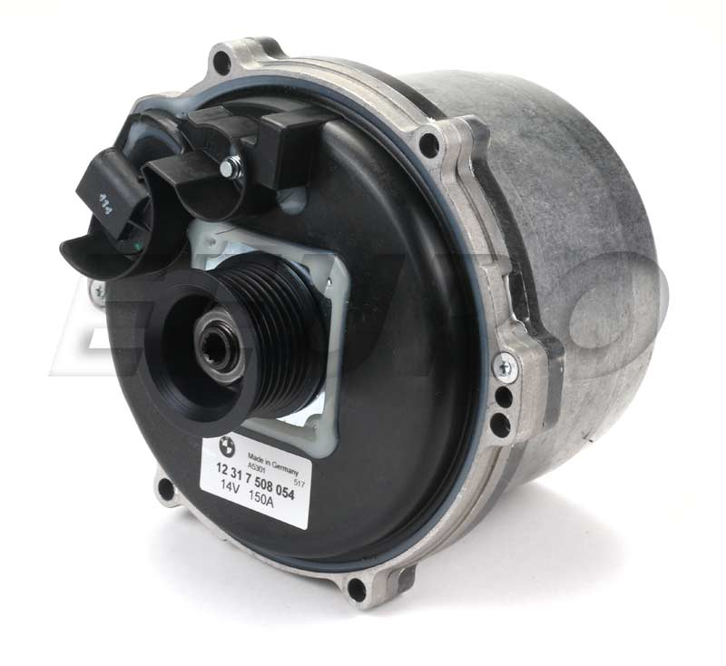 Bmw Vin Lookup >> 12317508054 - Genuine BMW - Alternator (150A) (Rebuilt) - Free Shipping Available