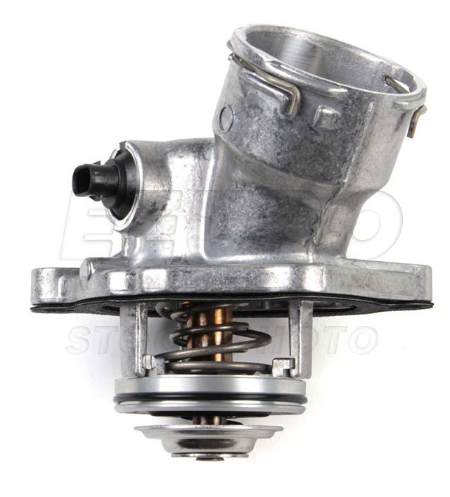 2722000415 genuine mercedes engine coolant thermostat for Mercedes benz engine coolant