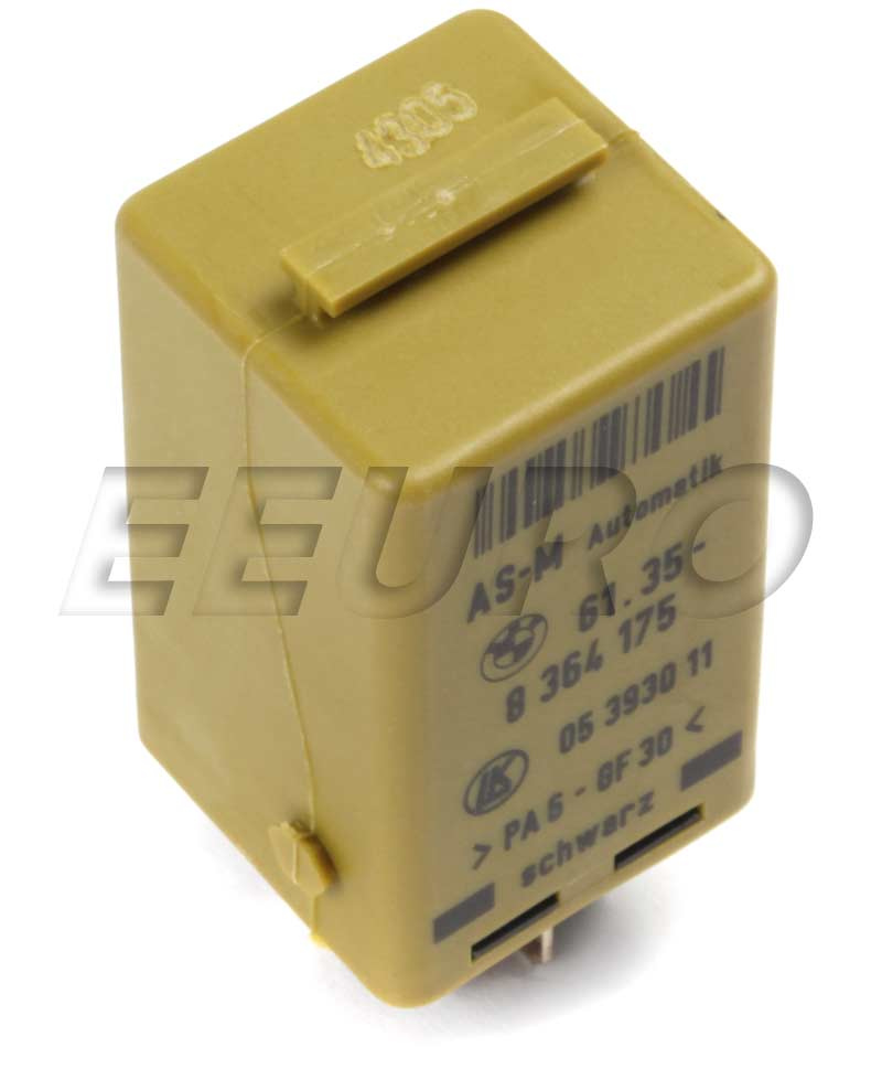 61358364175 - genuine bmw - starter relay