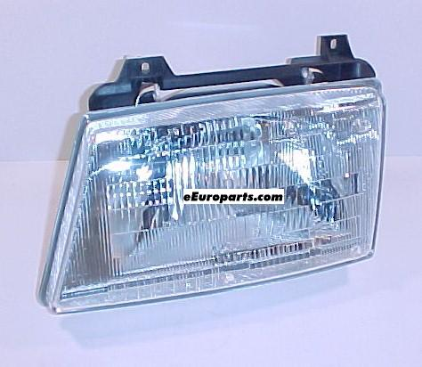 LEFT (drivers side) HEADLIGHT ASSEMBLY 9521352 Main Image