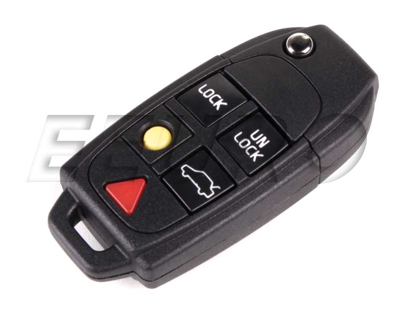 watch volvo buttons key replacement remote
