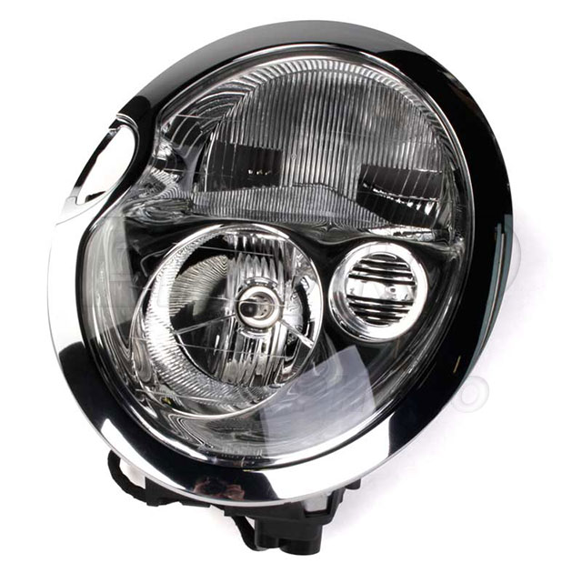 Headlight Assembly - Driver Side (Xenon) 63126933839G Main Image