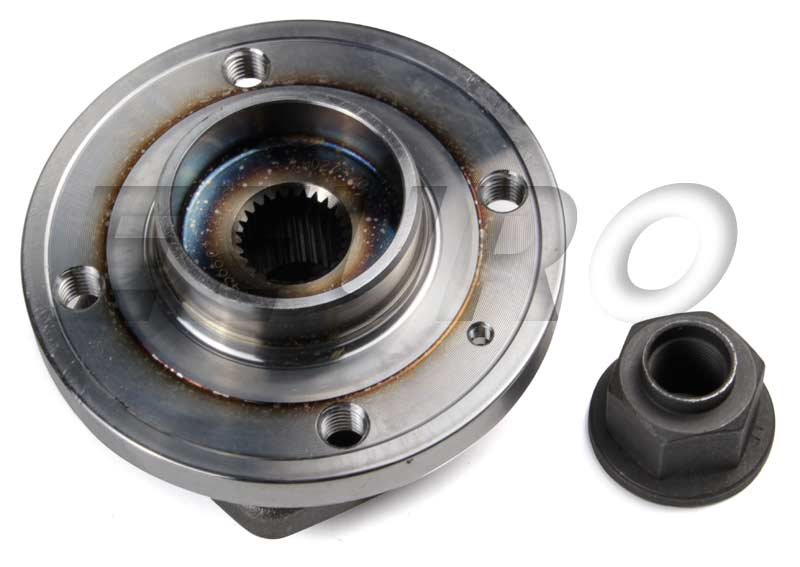 Wheel Bearing and Hub Assembly - Front 271589 Main Image