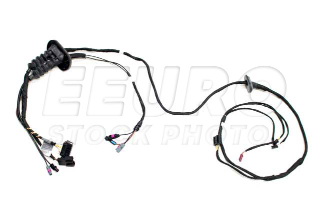 61119231821 - genuine bmw - hatch wiring harness