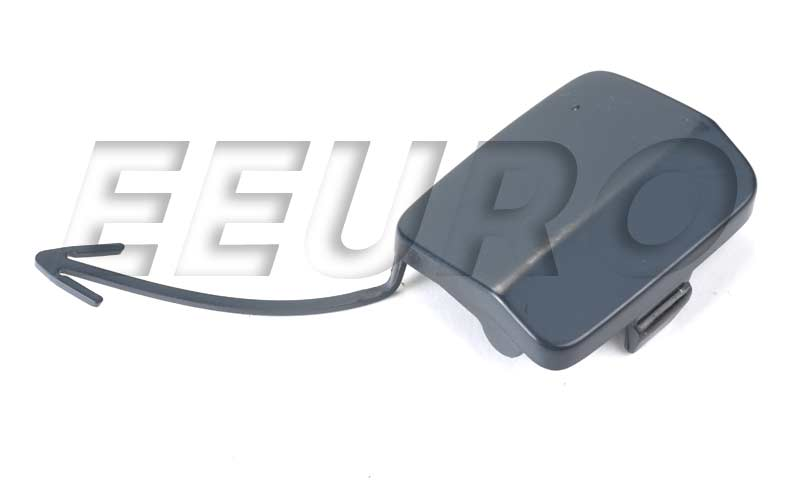 Tow Hook Cover - Rear Passenger Side (Un-painted) 3C8807441GRU Main Image