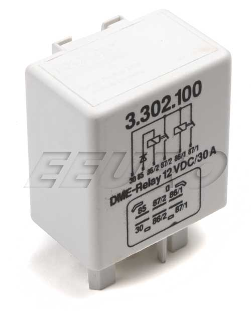 3302100 - KAE - Volvo Fuel Pump Relay - Fast Shipping Available