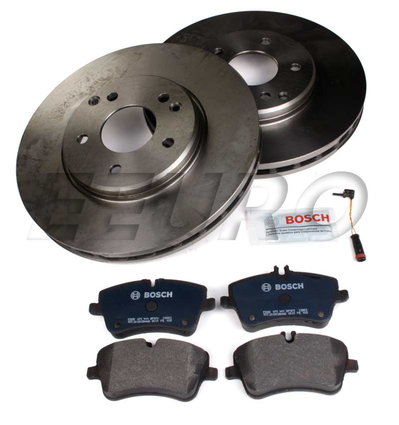 Mercedes Disc Brake Kit - Front (300mm) - eEuroparts.com Kit
