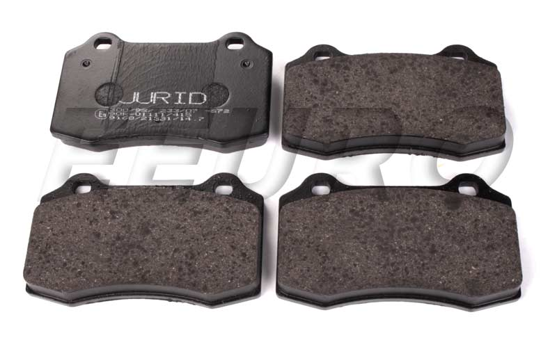 Disc Brake Pad Set - Rear 573149J Main Image