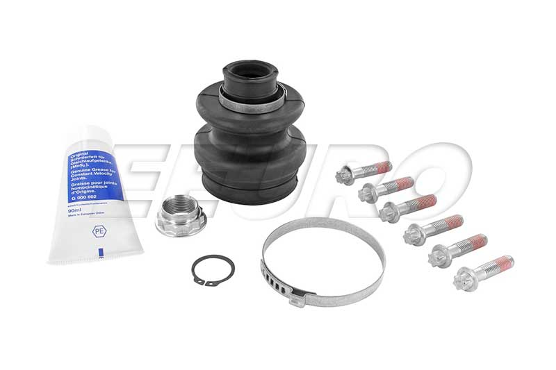 CV Joint Boot Kit - Rear Inner - VAICO V301519 Mercedes 1293500337 V301519