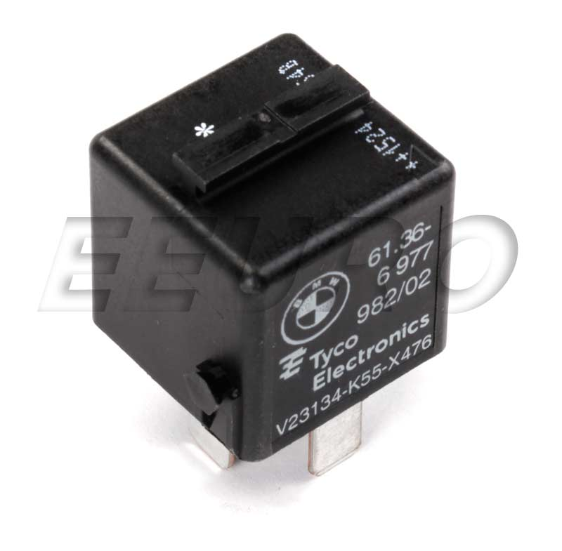 61366977982 genuine mini fuel relay free shipping available