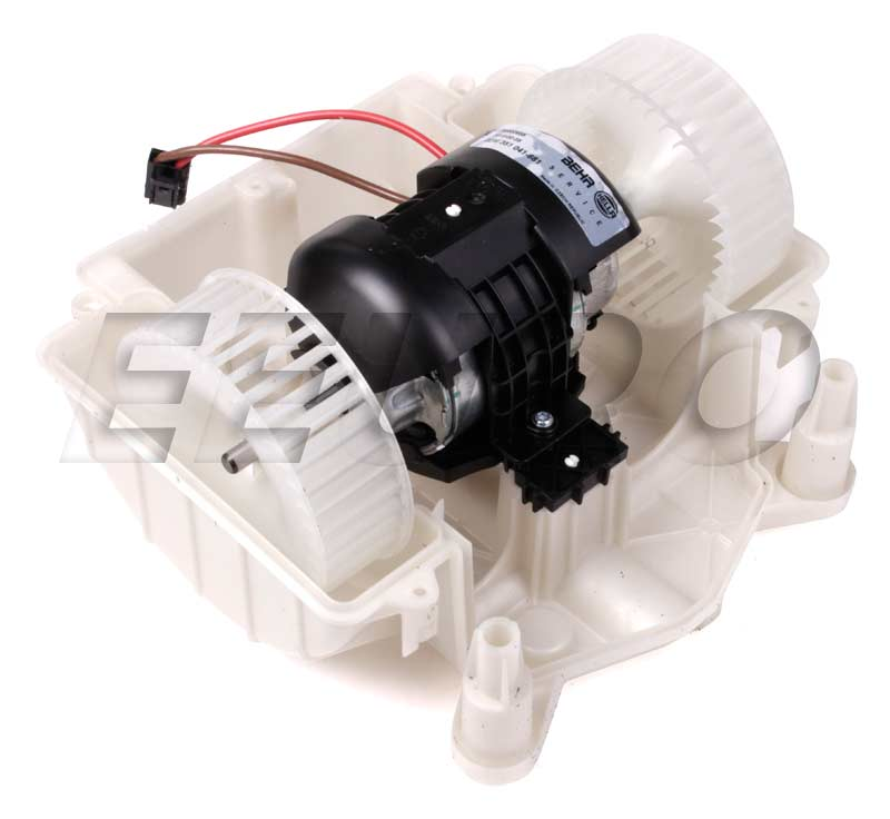 Mercedes benz heater fan motor behr 351041681 free for Century ac motor serial number lookup