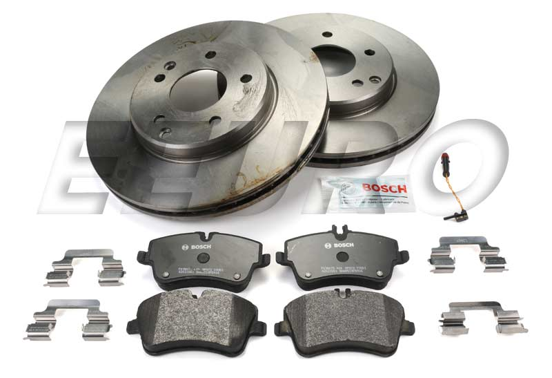Mercedes Disc Brake Kit - Front (288mm) - eEuroparts.com Kit