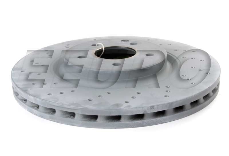 Disc Brake Rotor - Front (330mm) 2034211312 Main Image