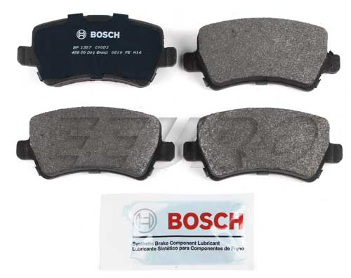 Disc Brake Pad Set - Rear BP1307 Main Image