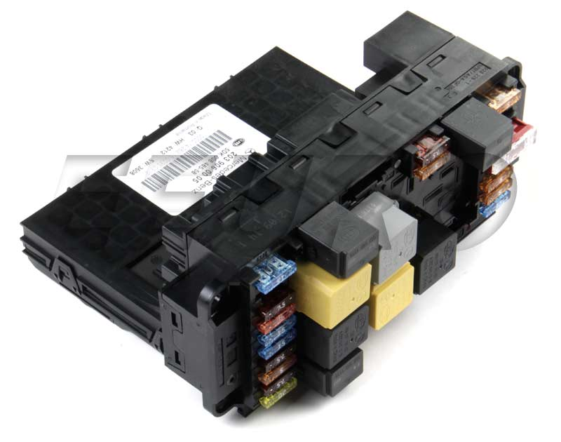 genuine mercedes signal acquisition module fuse box  signal acquisition module fuse box 2039060005 gallery image 3