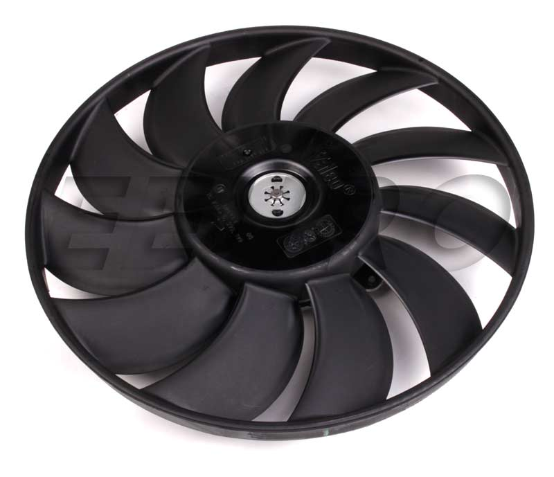 Auxiliary Cooling Fan - Passenger Side 696003 Main Image