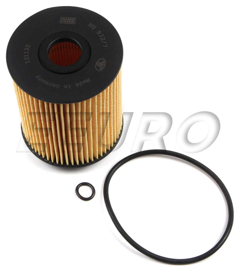 Engine Oil Filter HU9327X Main Image
