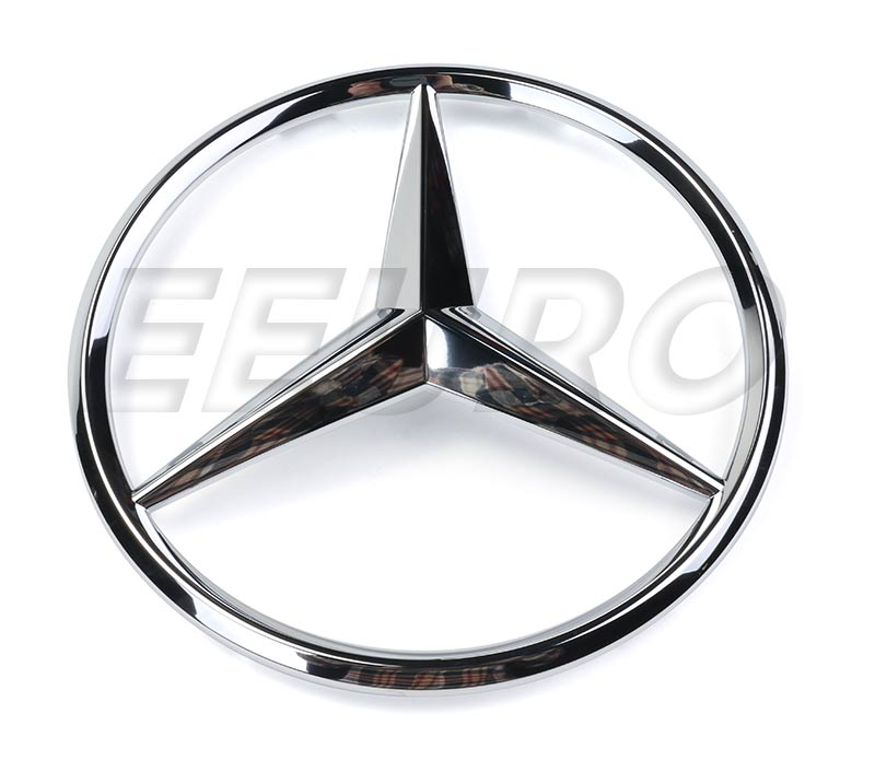 2078170016 genuine mercedes emblem free shipping for Mercedes benz insignia