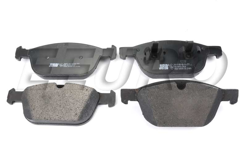 Disc Brake Pad Set - Front (328mm) 573293J Main Image