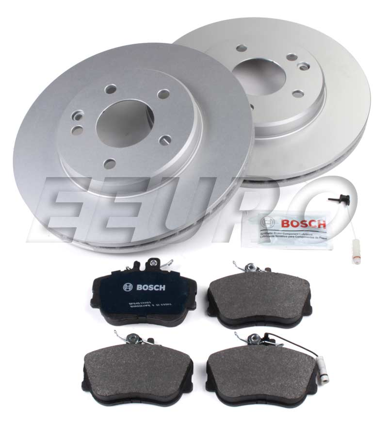 Mercedes Disc Brake Kit - Front (284mm) (W202) - eEuroparts.com Kit