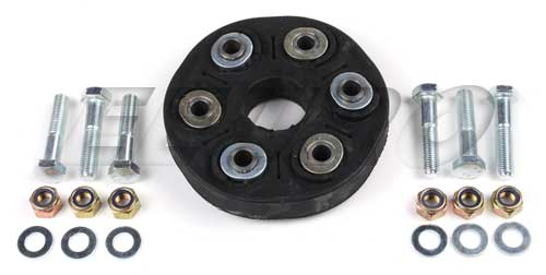 Mercedes benz drive shaft flex disc kit front febi for Flex disk mercedes benz
