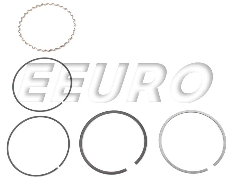 Piston Ring Set (STD) (6 per car) - CRP 11251713178