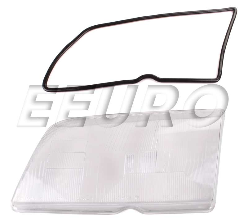 Headlight Lens - Driver Side - OE Supplier 2028206366