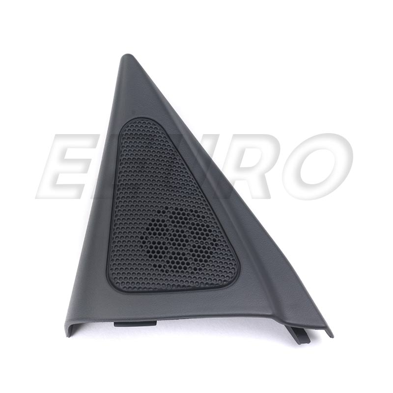 Speaker Cover - Front Driver Side (Anthracite) - Genuine Mercedes 20872501117211 20872501117211