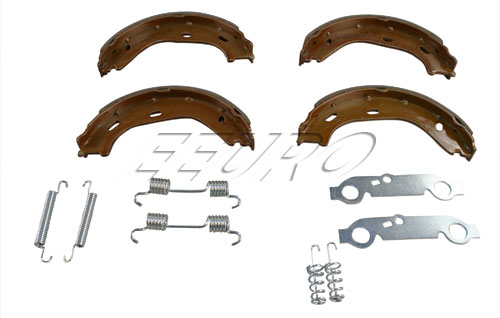 Parking Brake Shoe Set (w/ Springs) 1264200120MY Main Image