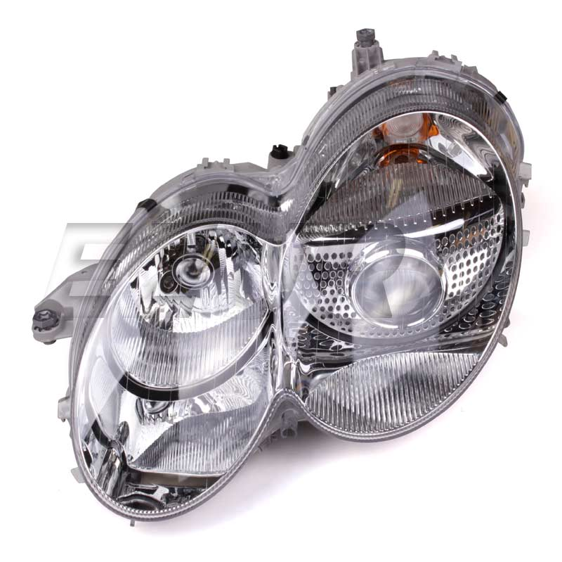 Headlight Assembly - Driver Side (Xenon) - Hella 010167011 Mercedes 2308200759